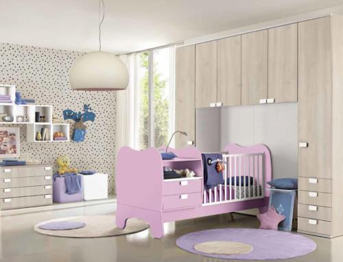 Cameretta per neonato Colombini Casa