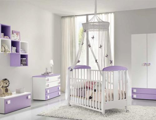 Cameretta per bebè Colombini Casa