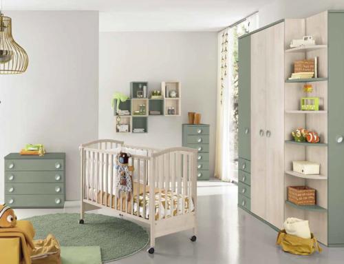 Cameretta neonato Colombini Casa