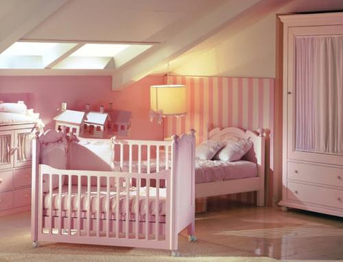 Cameretta neonato De Baggis